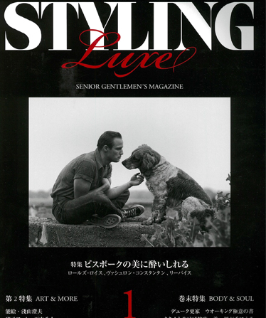 STYLING Luxe 2020年 1月号